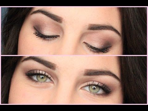 naked 3 tutorial super easy ! everyday makeup tutorial ! love the idea !