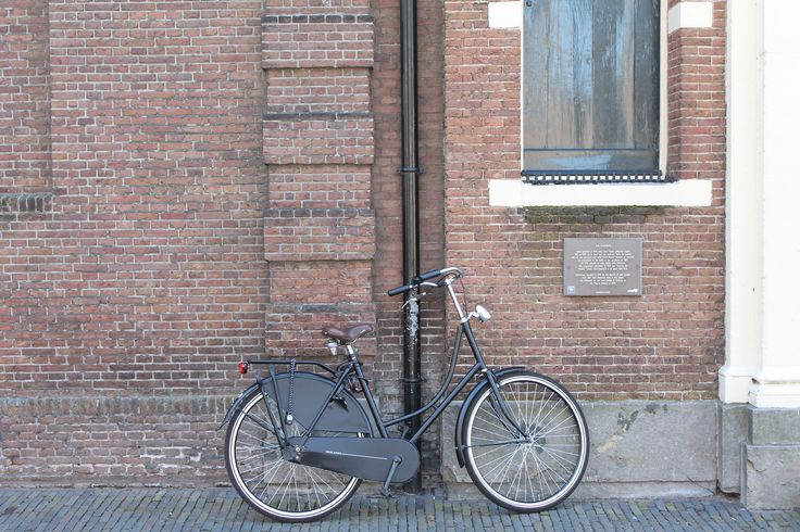 bicycle in leiden