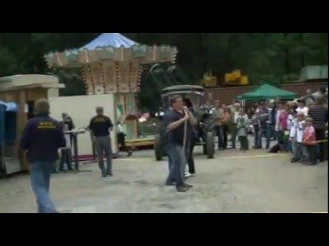 Treckertreffen Bornhausen - Musik Tender Years