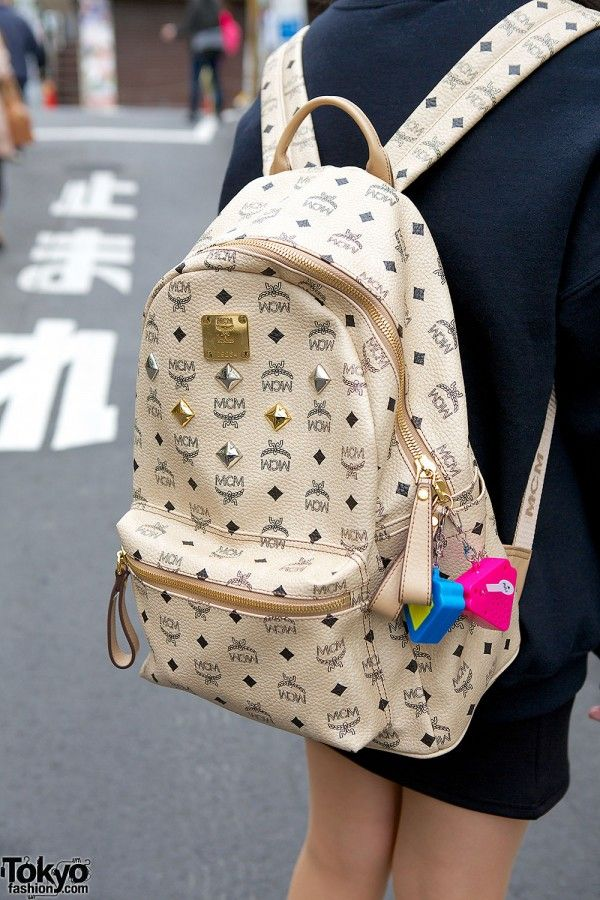 Tokyo Fashion MCM Backpack