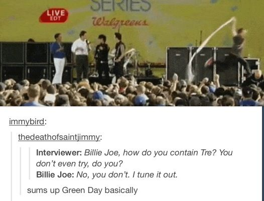 Lol, Tre is the best <3