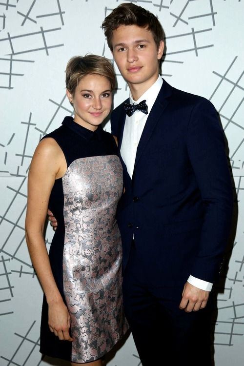 are augustus and hazel dating in real life