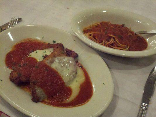 Maggiano's Restaurant Copycat Recipes: Chicken Parmesan