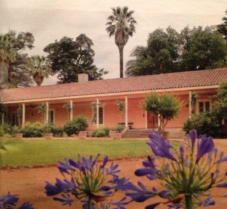 Casa chilena