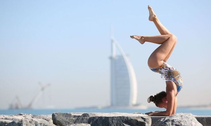 Explore Dubai without getting on a plane.