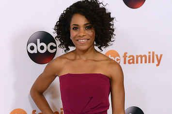 Kelly McCreary At The Disney ABC Television Group's 2015 TCA Summer Press Tour