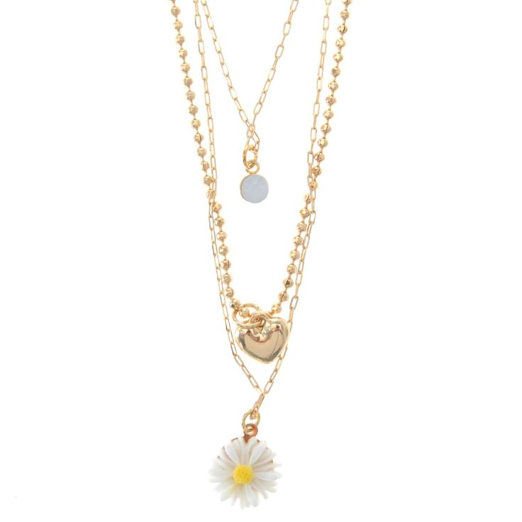 USC | USC Daisy Chain Necklace | Ladies Necklace