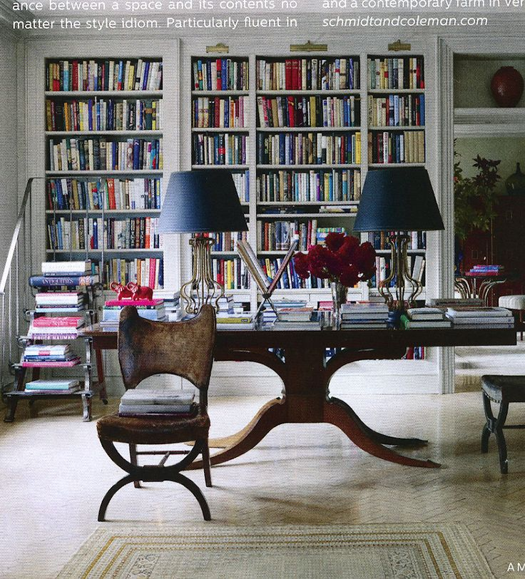 47 Best Library Room Images On Pinterest