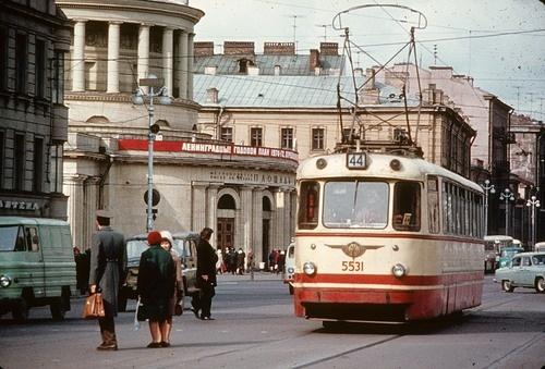 Old Saint Petersburg (Leningrad)