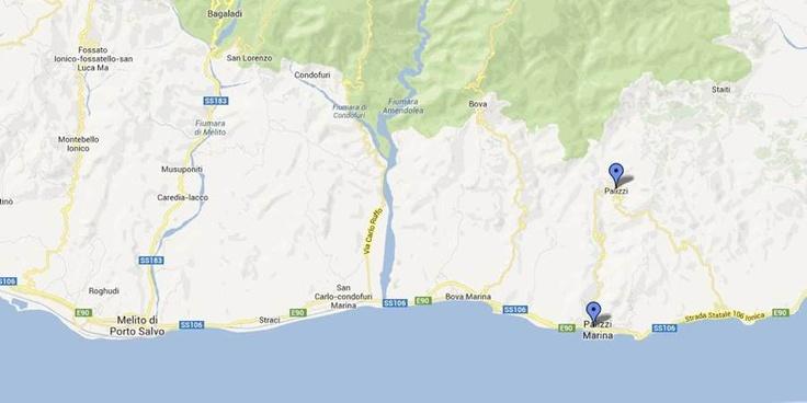 Palizzi e Palizzi Marina