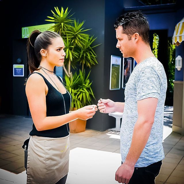 Will Paige and Mark be able to repair their relationship? @olympiavalance @scottymcgregor #Neighbours