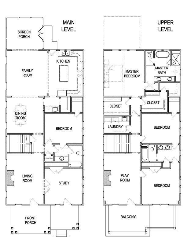 Classic dutch colonial house plans applying modern classic for Dutch colonial floor plans
