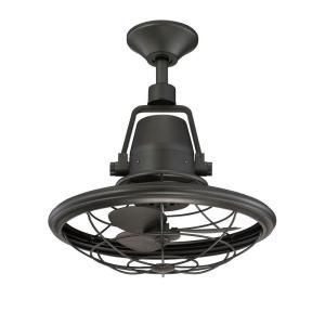 Home Decorators Collection Bentley II Outdoor Natural Iron Oscillating Ceiling Fan with Wall Control-AL14-NI at