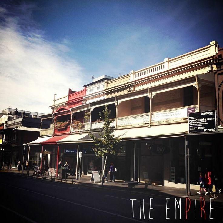 Rundle Street East, Adelaide.   #wearelocalADL #empirepr #southaustralia #adelaide #australia