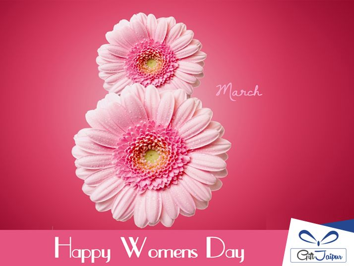 Don't let anyone tell you you're weak because you're a woman. Happy Women's Day!