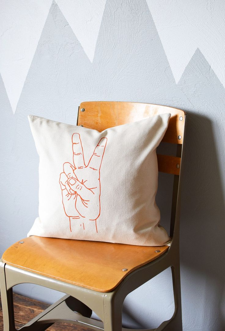 Screen Printed Chair Covers