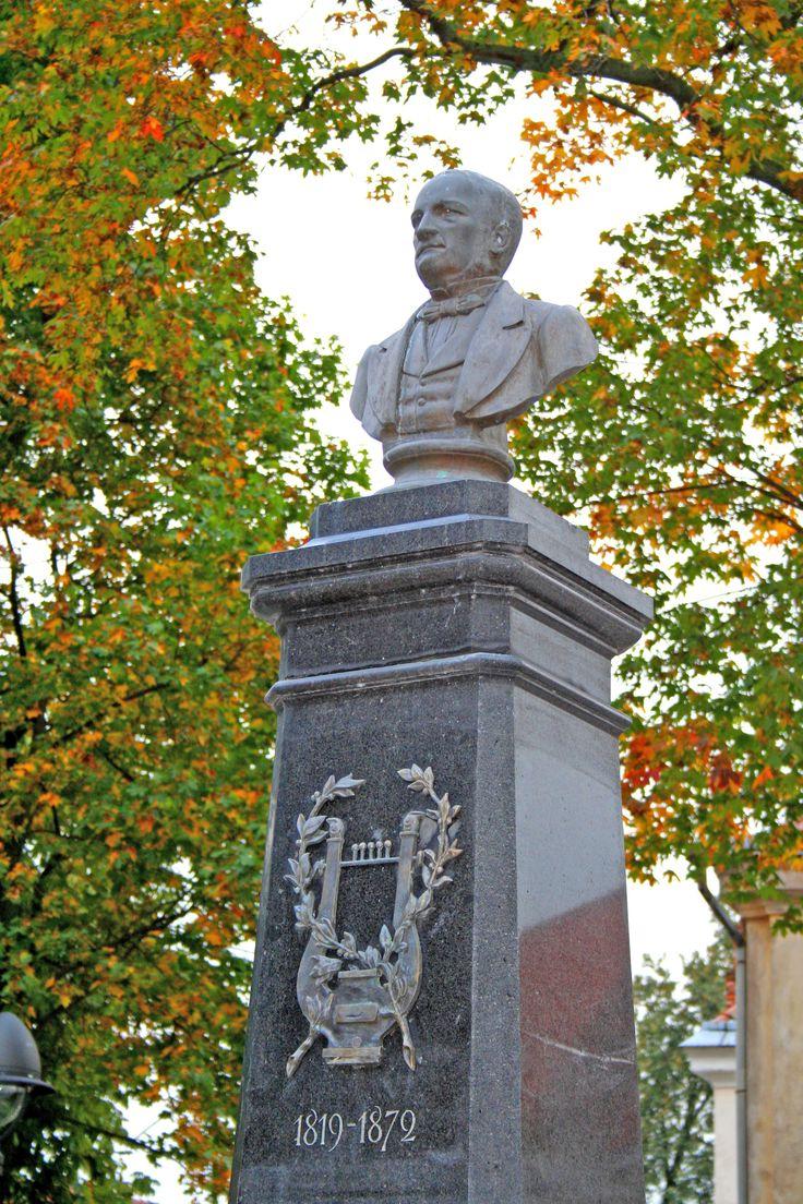 Stanisław Moniuszko | Wilno - Oficjalna strona turystyki