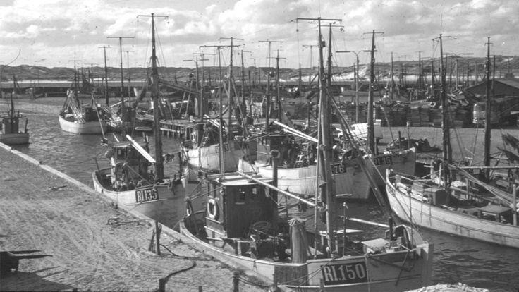 Historier fra havnen i Hvide Sande