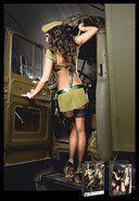 Headwear/top/skirt - Md/lg Total Erotica Shop totaleroticashop.com