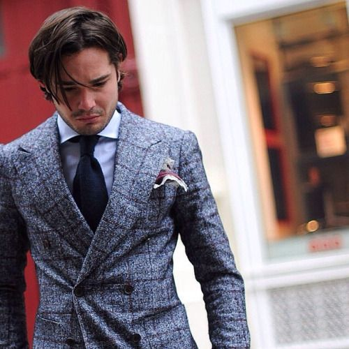 162 best Men's Double Breasted Blazers - Dappergeddon images on ...