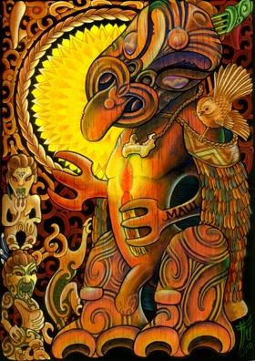 Arts Elemental Ta Moko Studios, Maui