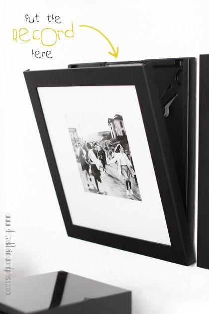 12 inch vinyl frame 1