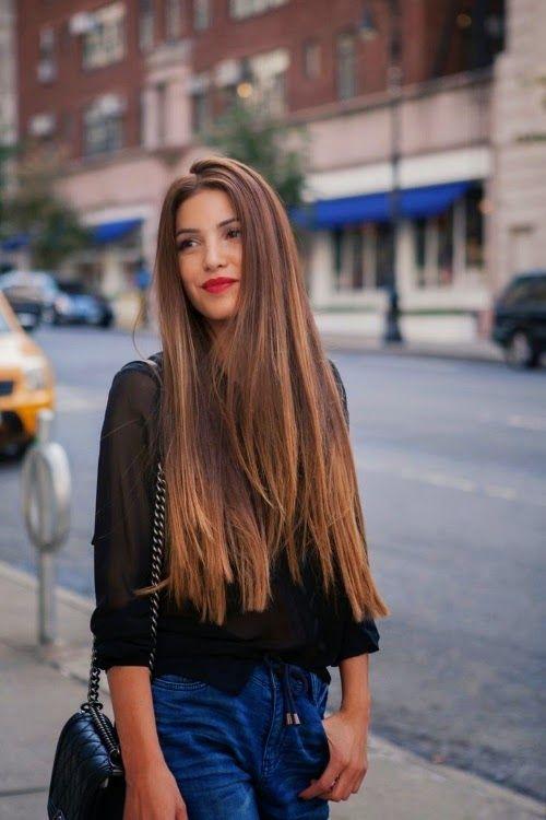 Long hair - capelli lunghissimi come fare - http://visualfashionist.blogspot.it/2014/10/come-far-crescere-i-capelli-naturalmente-tutti-i-consigli.html