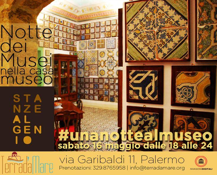 Una notte ad ammirare una tra le più grandi collezioni di maioliche al mondo #palermo #nottedeimusei #unanottealmuseo #invasionidigitali