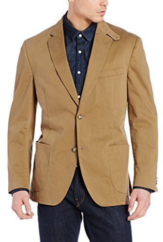 €185, Blazer en velours côtelé brun Kroon. De Amazon.com. Cliquez ici pour plus d'informations: https://lookastic.com/men/shop_items/83307/redirect