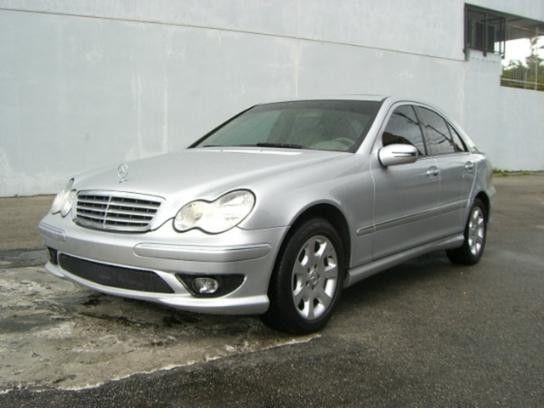 2006 Mercedes-Benz C280 Sedan - Price US$12.800,00