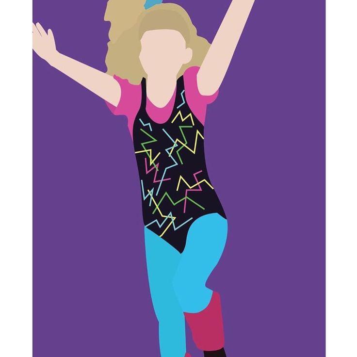 Full House Art - Stephanie Tanner