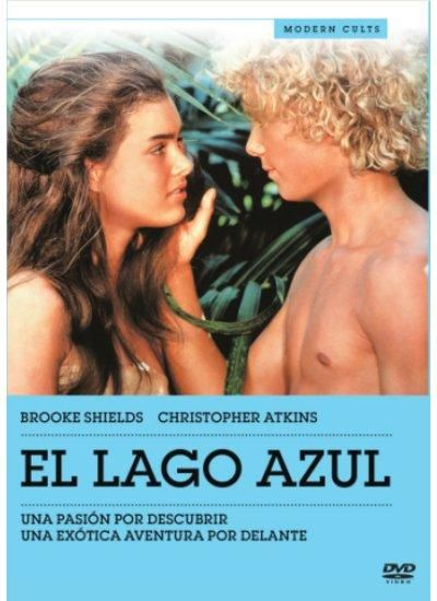El lago azul (1980) EEUU. Dir.: Randal Kleiser. Aventuras. Romance. Adolescencia - DVD CINE 2114