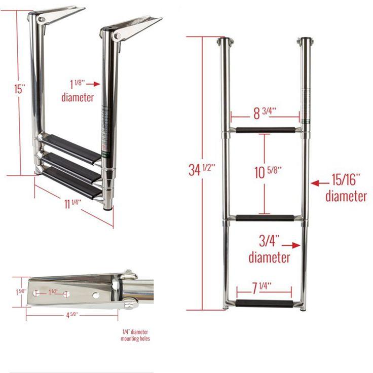 Best 25 Folding Ladder Ideas On Pinterest Folding