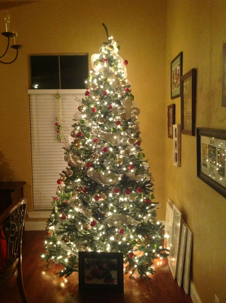 24 Best Images About Christmas Tree On Pinterest