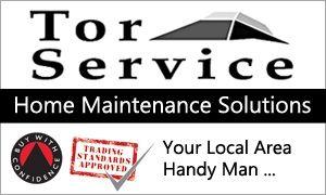 Tor Service Handyman & Home Maintenance. #propertymaintenance #kingsbridgeproperty #southhams