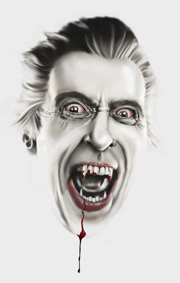 Christopher Lee as Dracula                                                                                                                                                     More