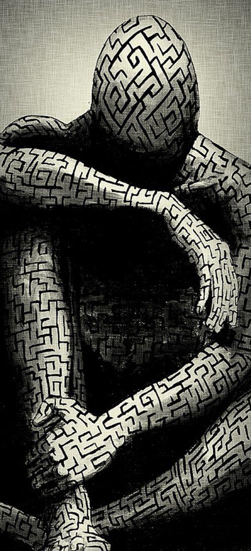 Afonso_mapeamento do corpo + labirinto. Corpo enquanto labirinto