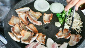 3 Dipping sauces for Korean Pork Belly BBQ (Samgyeopsal-Gui)