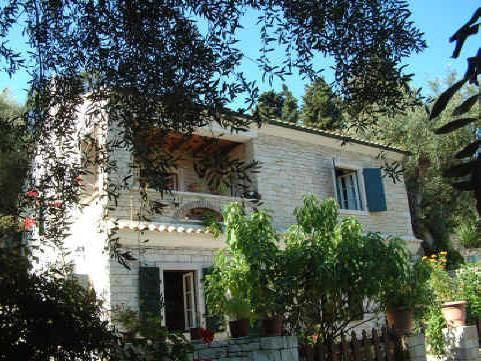 marmari stone apartment, Paxos