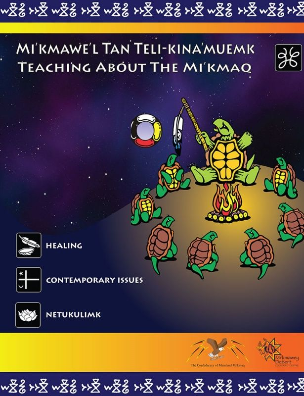 The curriculum resource developed by a distinguished group of Mi'kmaw educators is now available to teachers and the general public online here at the MDCC website as well as in hard copy through the office of the Mi'kmawey Debert Cultural … Continue reading →