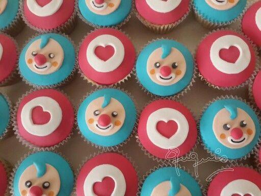 Plim plim cupcakes