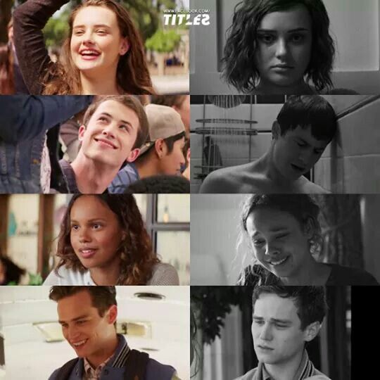 Okay, I don't hate anybody but Bryce because they're all teenagers and they still don't really know right from wrong, so as long as they learn and remember Hannah, I forgive them. Alex is my favorite because of that. He realized what he did wrong and wished he never did it