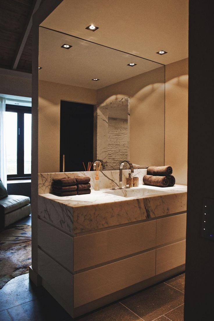 123 best badkamer images on Pinterest   Bathroom, Bathroom designs ...