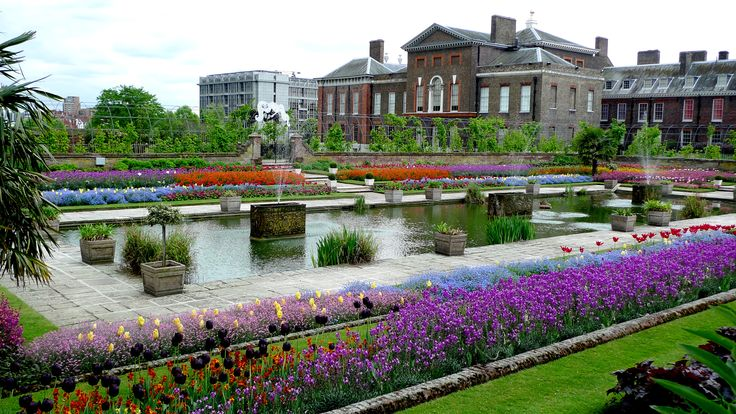 Kensington Palace Gardens London