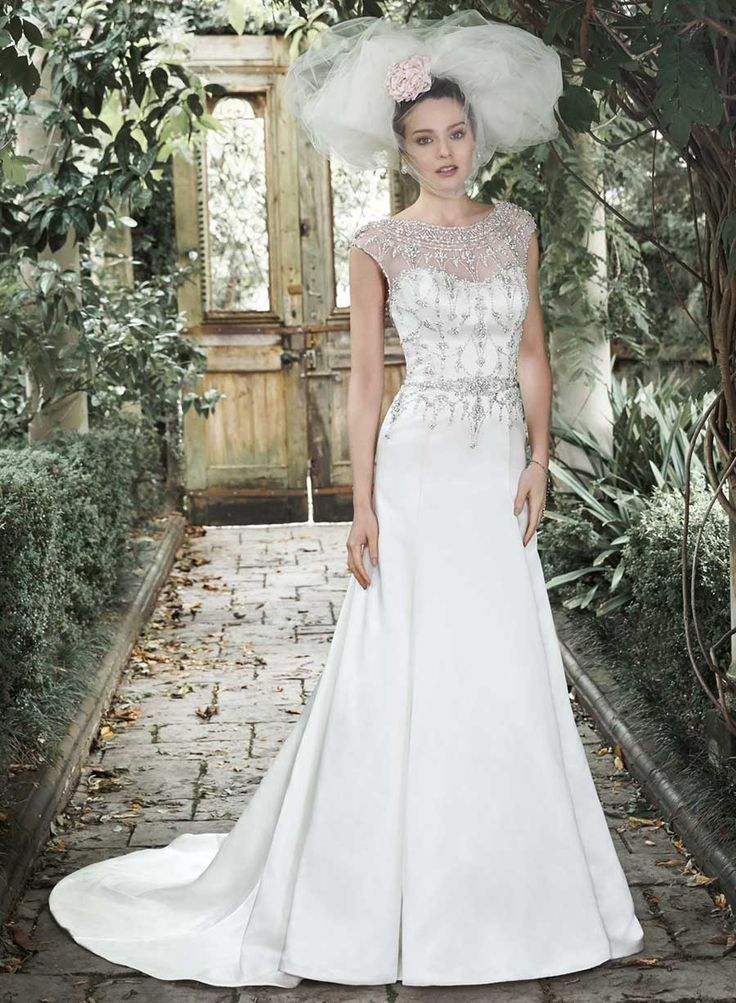 32 best Maggie Sottero Collection images on Pinterest | Wedding ...