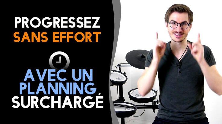 ⏱ Comment progresser sans effort avec un planning surchargé (vidéo 2 sur 3)
