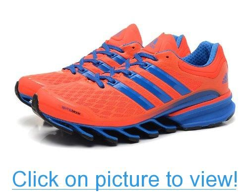 Adidas Springblade M 2014 New Mens Running Shoes Runner Sneakers #Adidas # Springblade #M