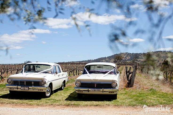 Elise and Luke's Mudgee Wedding – Burnbrae Vineyard