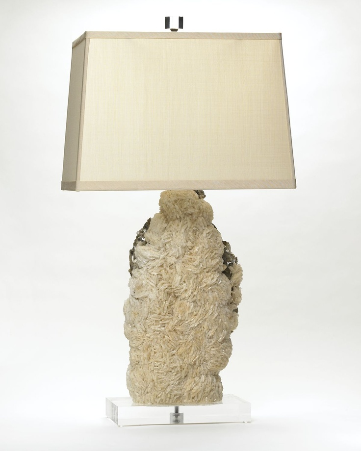 Home Decor | Koyoto Lamp Gemstone Couture Lighting Collection  Http://www.nataliescottdesigns