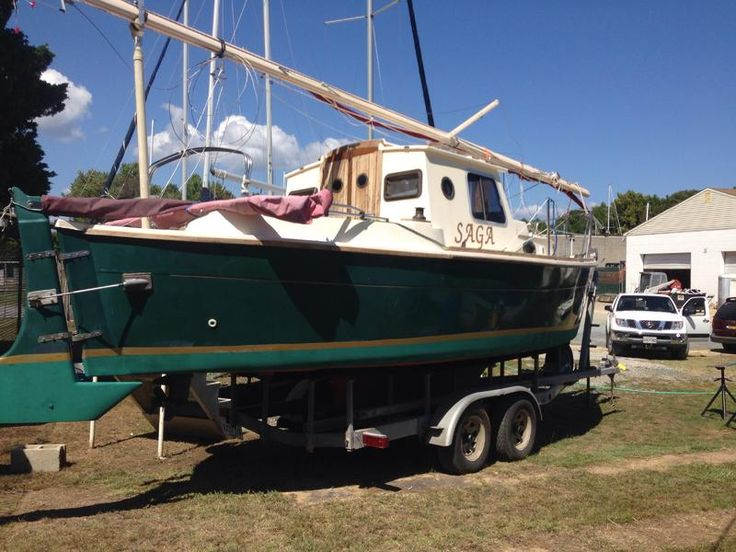1989 Nimble Arctic 25 located in Maryland for sale Motor